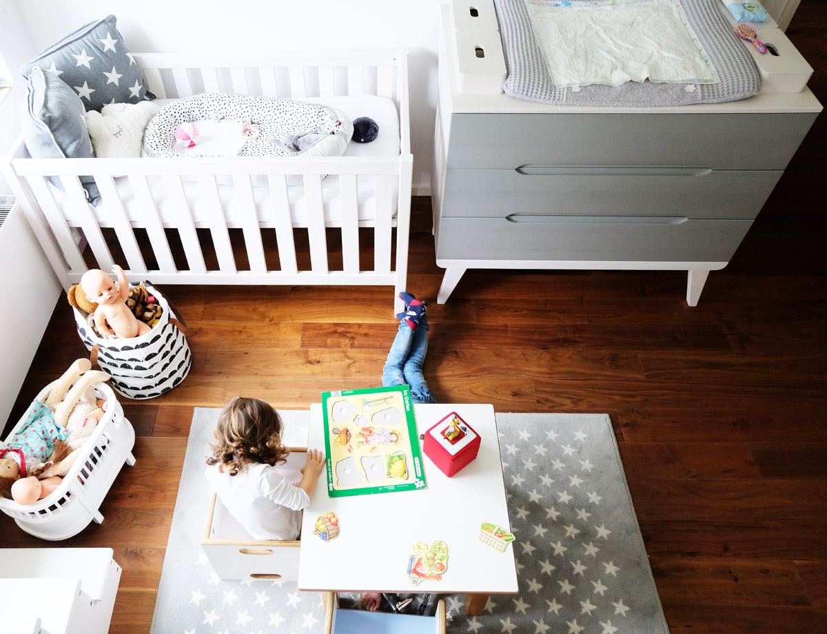 Kinderzimmer in der #casadeldietz #ANZEIGE