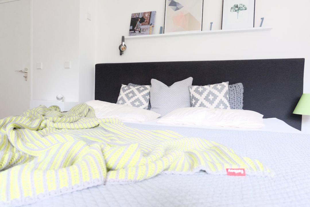 Familienbett oder Kinderbett: Wie schlafen die Dietzens eigentlich ...