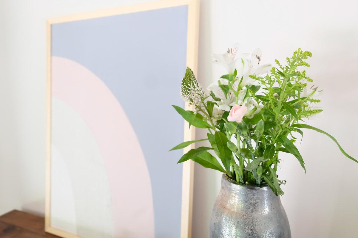 Schöner Wohnen dank schöner Blumen