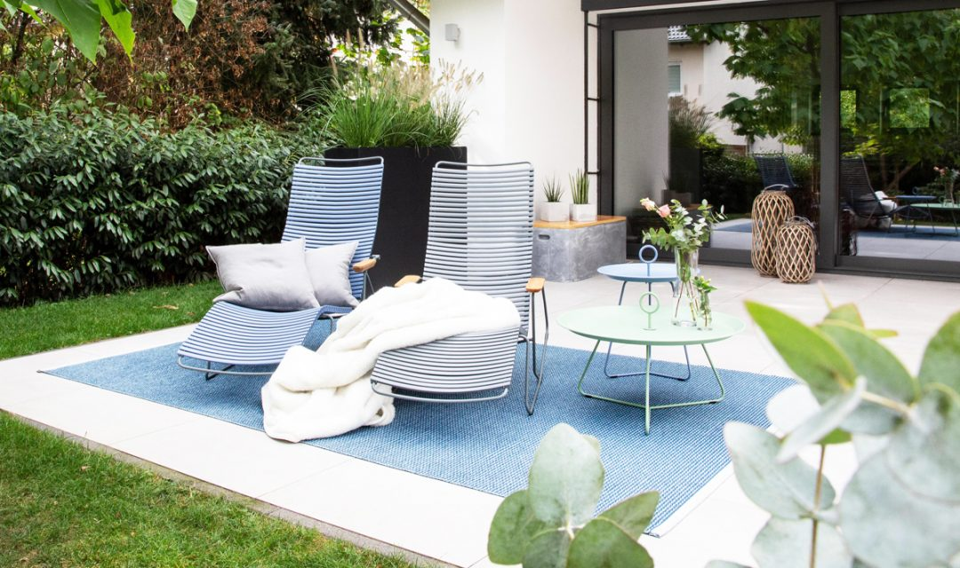 Inspirationen Für Eine Schöne Moderne Und Gemütliche Terrasse