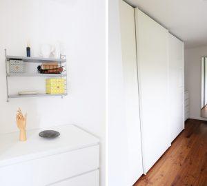 Schlafzimmer Makeover: So sieht das Ganze vorher aus I Shari Dietz