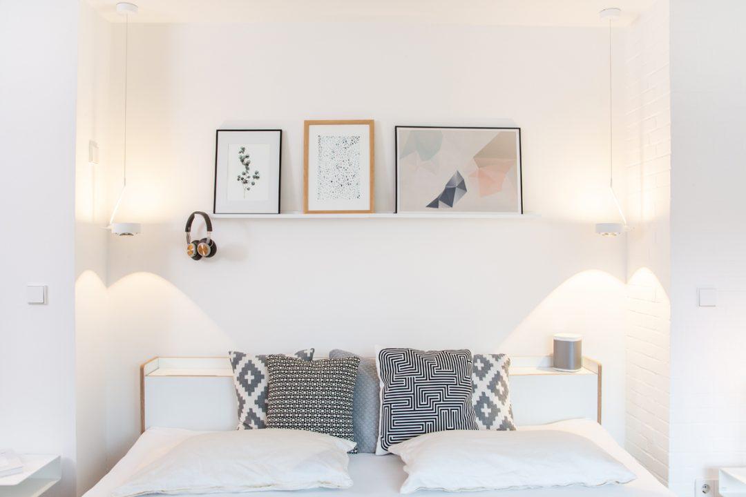 Schlafzimmer Makeover #Anzeige | Shari Dietz