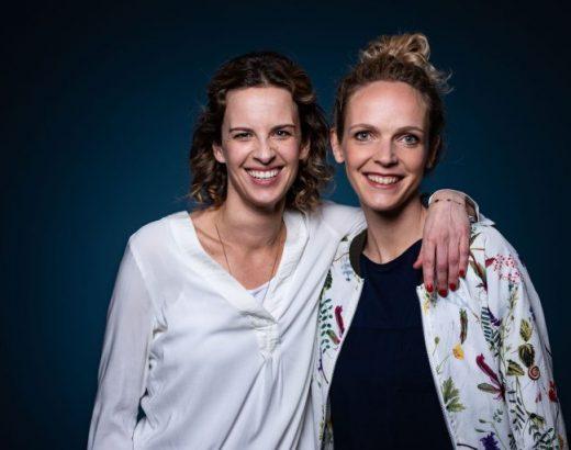 Lisa und Katharina von dem Blog Stadtlandmama.