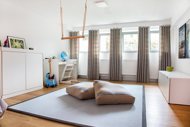 Deko-Schals/Vorhänge in grau von Reitz Lebensräume.