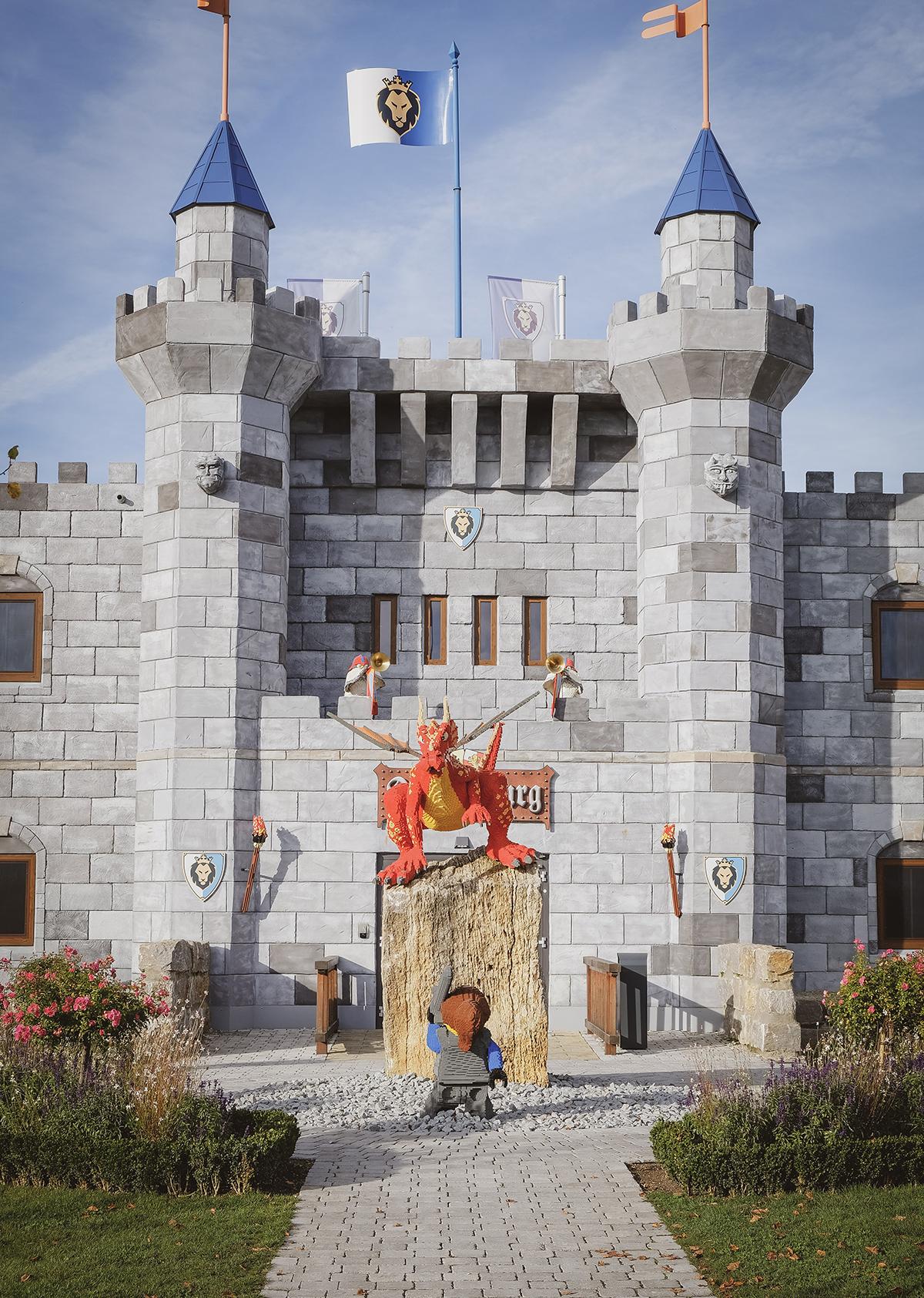 Feriendorf Legoland Deutschland