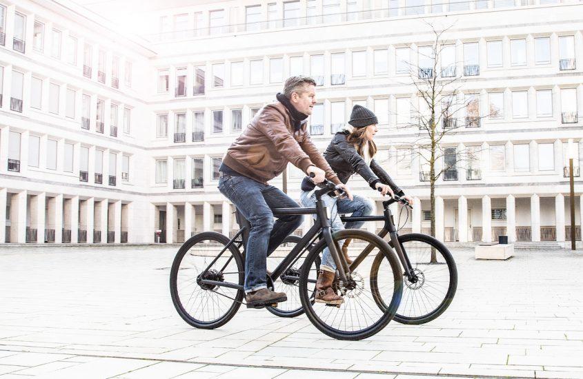 Cowboy Bike: das URBANE E-Bike für Ihn. Und Sie! #ANZEIGE