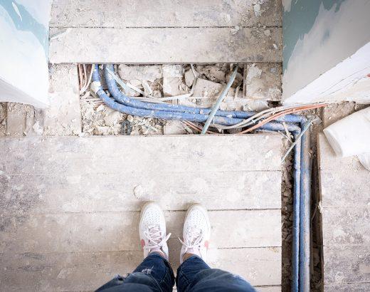 Altbau renovieren oder sanieren?