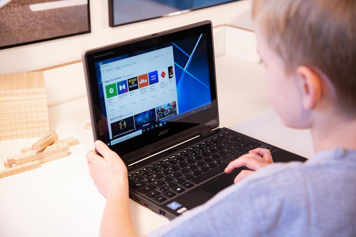 Homeschooling mit eigenem Laptop? #Anzeige